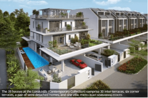 Bukit Sembawang sells about almost 66% of homes at Luxus Hills' last stage